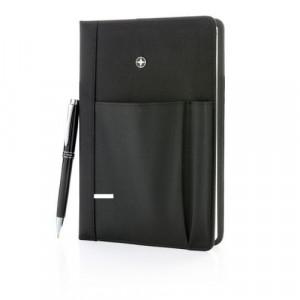 Луксозен бележник с химикалка