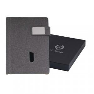 Органайзер A5 с текстилини корици в кутия