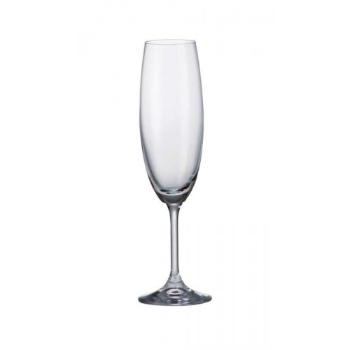 Чаши за шампанско 220 ml. - Lara  Bohemia на ниска цена от MaxShop