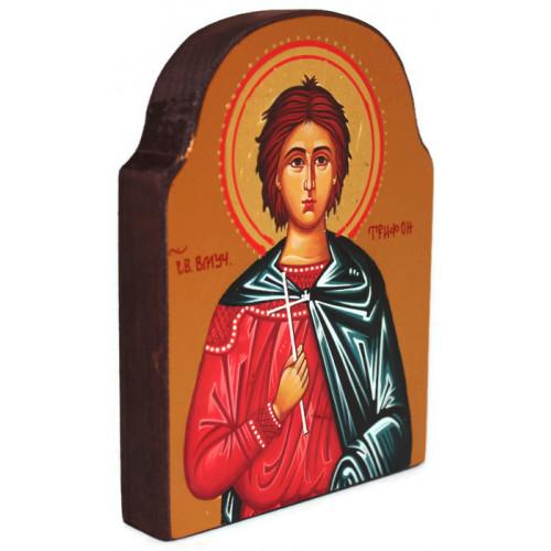Икона на Свети Трифон на ниска цена от MaxShop