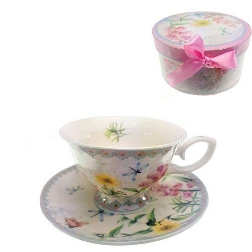Чаша за чай с подложка на ниска цена от MaxShop