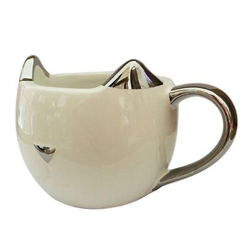 Порцеланоa чаша за чай Cat на ниска цена от MaxShop
