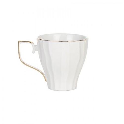 Порцеланова чаша 250мл Gold handle Morello на ниска цена от MaxShop