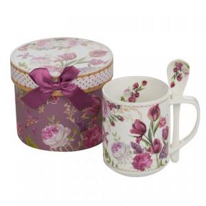 Порцеланова чаша за кафе Лалета Mug