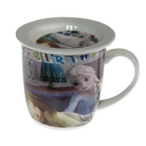 Чаша за мляко Принцесите на Дисни на ниска цена от MaxShop