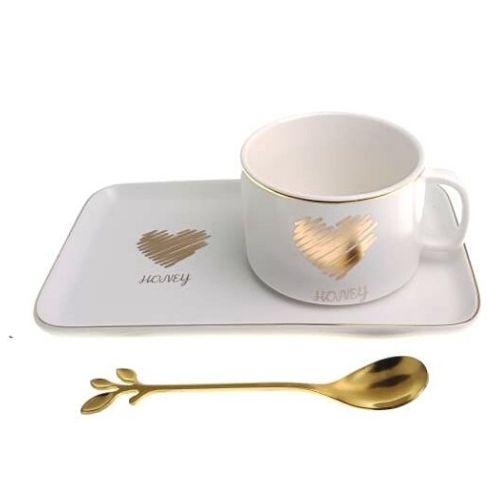 Порцеланова чаша Honey на ниска цена от MaxShop
