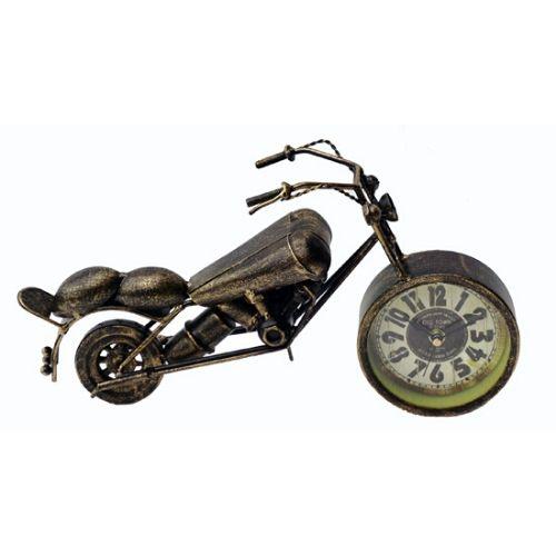 Декоративен часовник мотор на ниска цена от MaxShop
