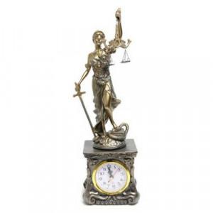 Декоративен часовник Темида