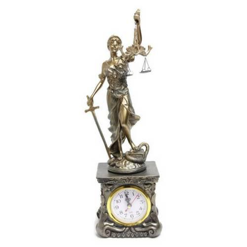 Декоративен часовник Темида на ниска цена от MaxShop