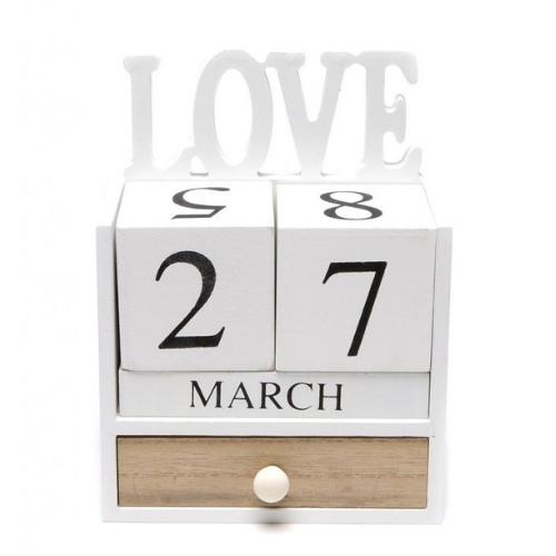 Декоративен календар на ниска цена от MaxShop