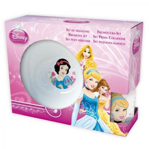 Детски сервиз за хранене Принцесите от Дисни на ниска цена от MaxShop