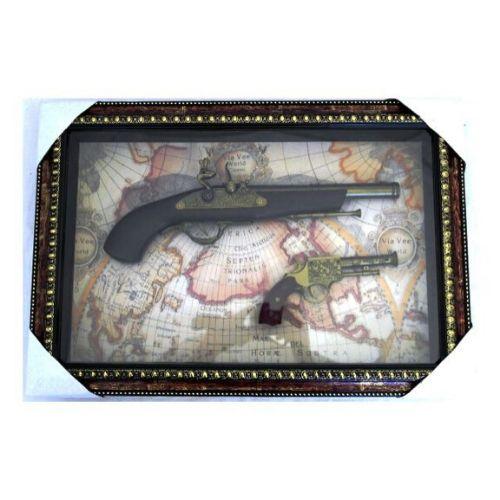 Картина с пистолети на ниска цена от MaxShop