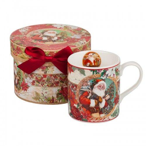 Коледна чаша Дядо Коледа на ниска цена от MaxShop