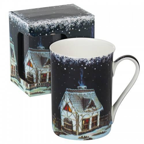 Коледна чаша Къща сладкиш MUG класик на ниска цена от MaxShop