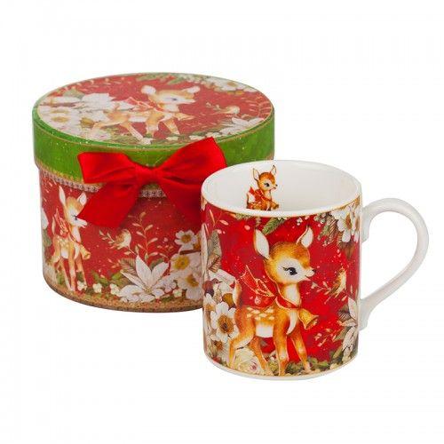Коледна чаша Сърничка MUG на ниска цена от MaxShop