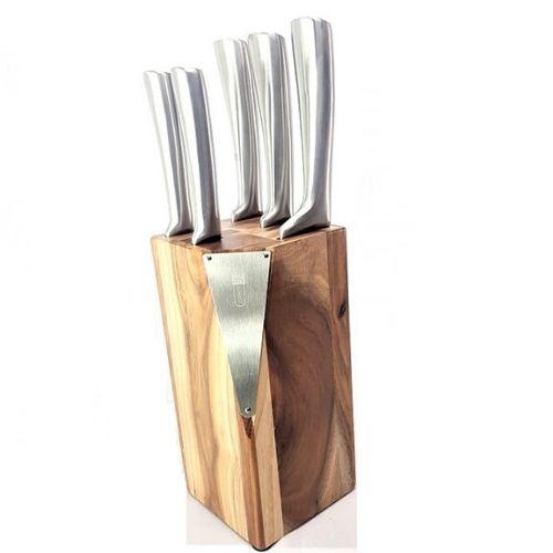 Комплект с ножове 5 части на ниска цена от MaxShop