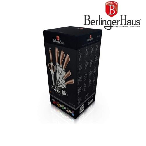 Ножове Berlinger Haus Rose Gold Collection на ниска цена от MaxShop