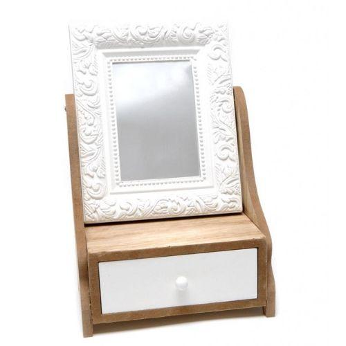 Декоративното огледало с чекмедже на ниска цена от MaxShop
