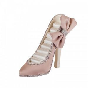 Поставка за бижута обувка