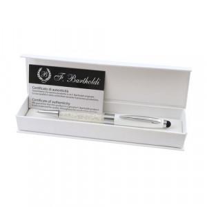 Химикалка с циркони в кутия - DIAMOND
