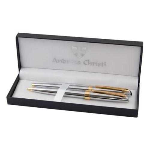 Комплект ролер и химикалка Crown на ниска цена от MaxShop