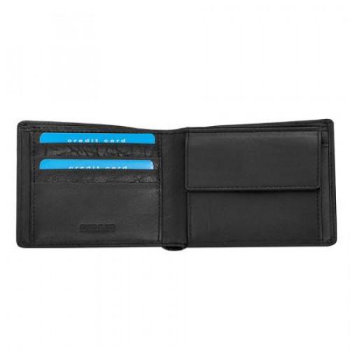Мъжки комплект портфейл и колан от естествена кожа 115 см. на ниска цена от MaxShop