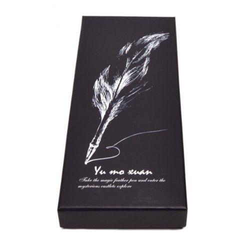 Луксозна писалка с естествено перо на ниска цена от MaxShop