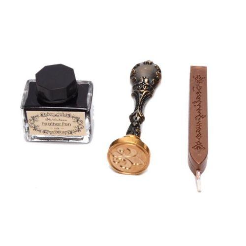 Стилна писалка с естествено перо на ниска цена от MaxShop