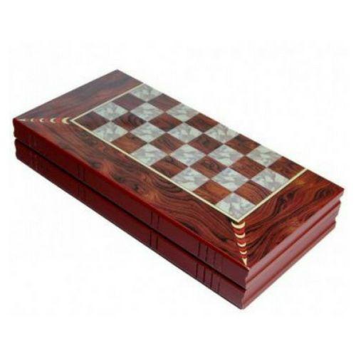 Дървен шах на ниска цена от MaxShop