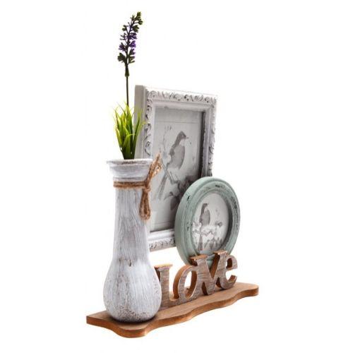 Рамка за снимки 2 в 1 и ваза на ниска цена от MaxShop
