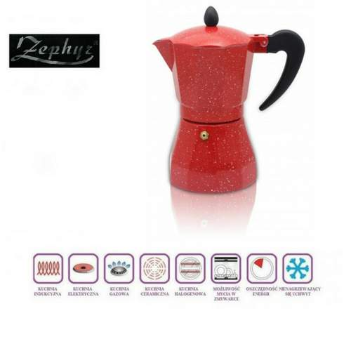 Кафеварка за шварц и еспресо 6 чаши на ниска цена от MaxShop
