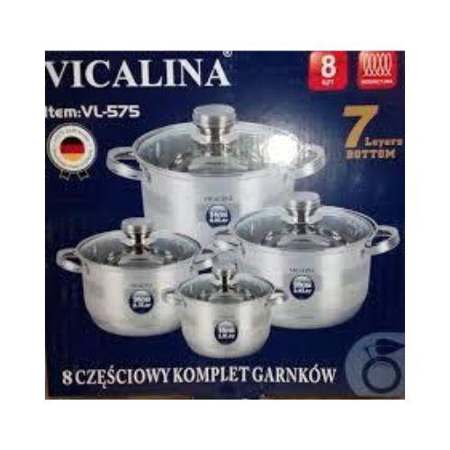 Комплект тенджери Vicalina на ниска цена от MaxShop