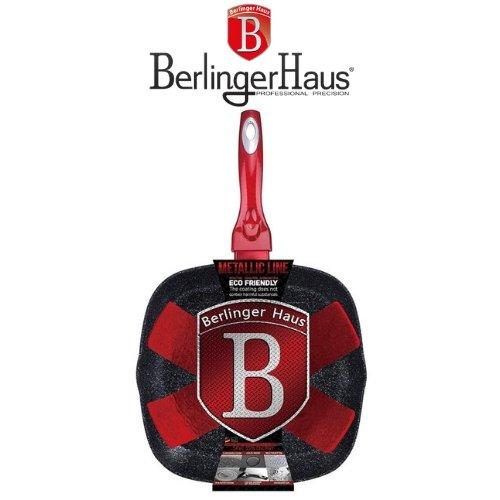 Грил тиган Burgundi Metalic Line Berlinger Haus на ниска цена от MaxShop