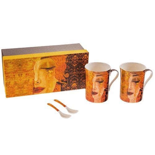 Луксозен сервиз за чай/кафе Сълзата на ниска цена от MaxShop