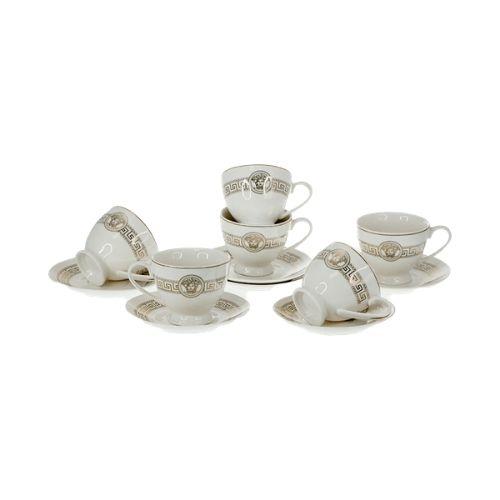Сервиз за чай/кафе Версаче Златен на ниска цена от MaxShop