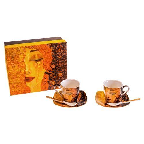 Комплект за кафе Сълзата на ниска цена от MaxShop