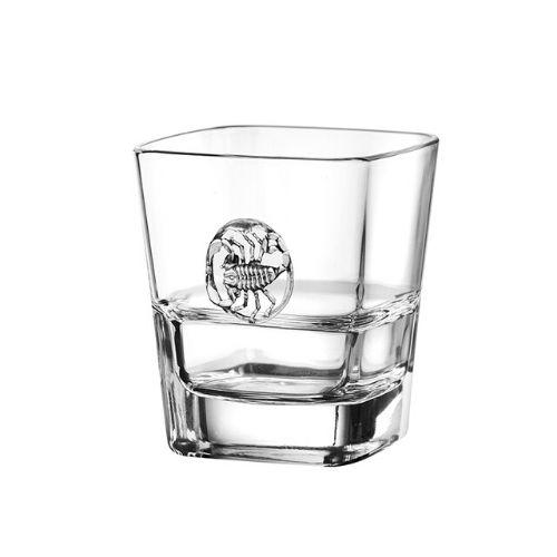 Чаша за уиски Скорпион на ниска цена от MaxShop