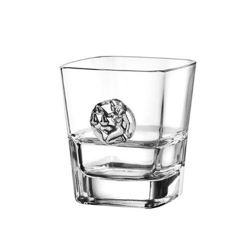 Чаша за уиски Везни на ниска цена от MaxShop