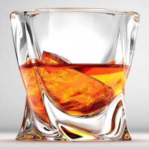 Чаши за уиски Куадро Bohemia