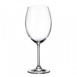 Чаша за червено вино 580ml - Colibri Bohemia