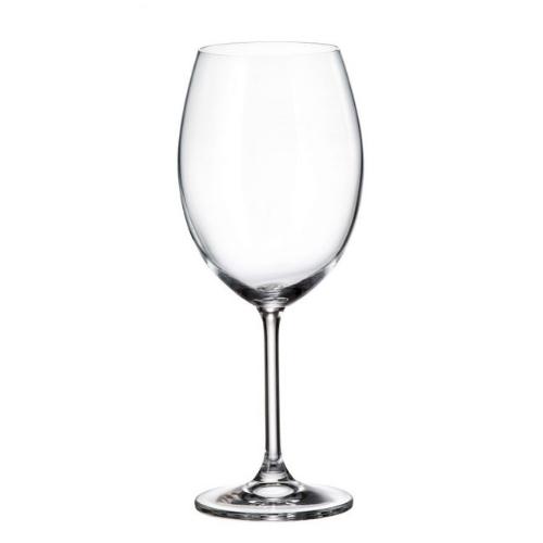 Чаша за червено вино 580ml - Colibri Bohemia на ниска цена от MaxShop