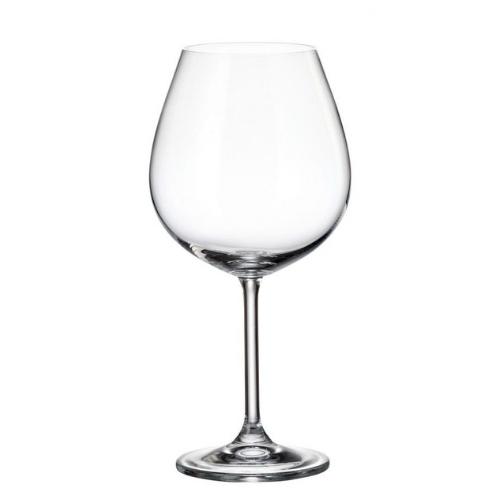 Чаша за червено вино 650ml - Colibri Bohemia на ниска цена от MaxShop