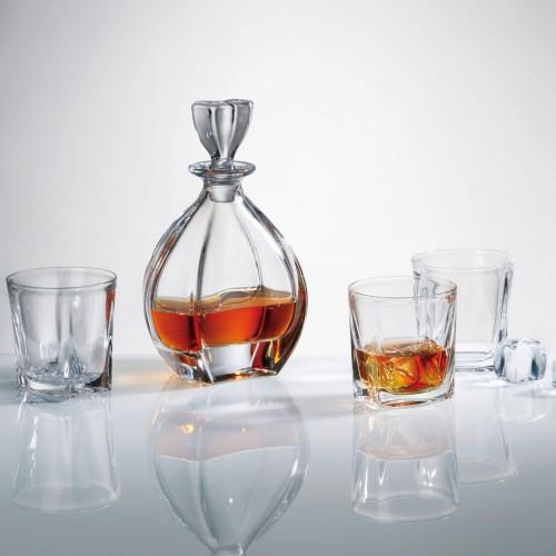 Сервиз за уиски с гарафа - Laguna  Bohemia на ниска цена от MaxShop
