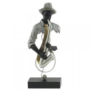 Арт пластика на музикант - саксофон