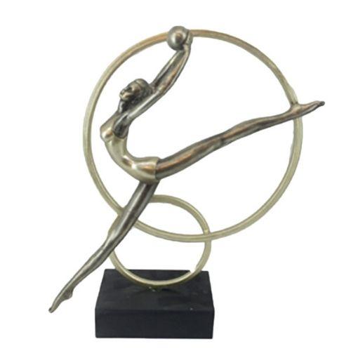 Арт статуетка Гимнастичка на ниска цена от MaxShop