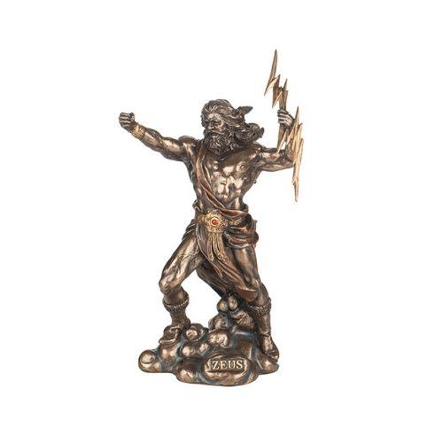 Декоративна фигура на Зевс на ниска цена от MaxShop