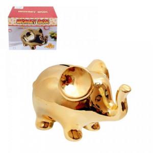 Декоративна касичка слон