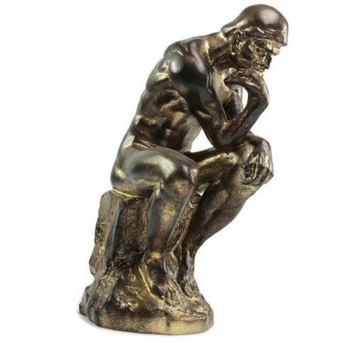 Статуетка мислителят на Роден на ниска цена от MaxShop