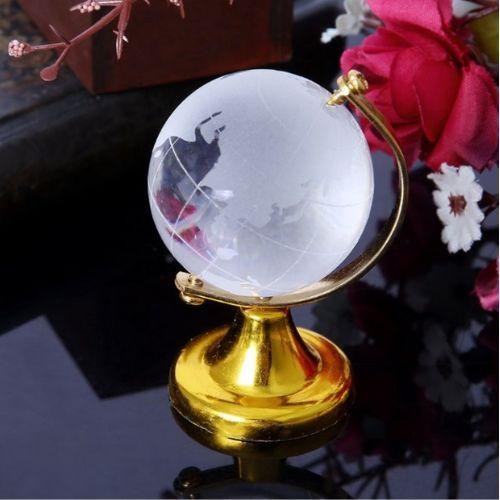 Декоративен глобус от стъкло на ниска цена от MaxShop