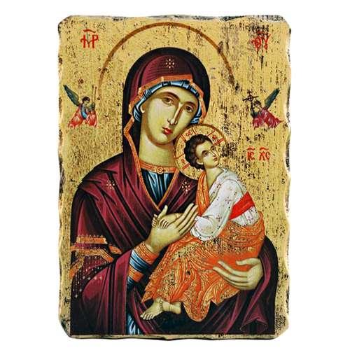 Икона на Света Богородица Одигитрия на ниска цена от MaxShop